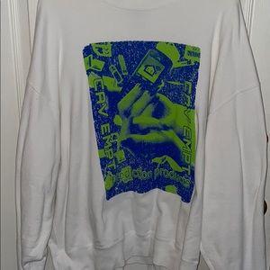 CAV EMPT crewneck sweater